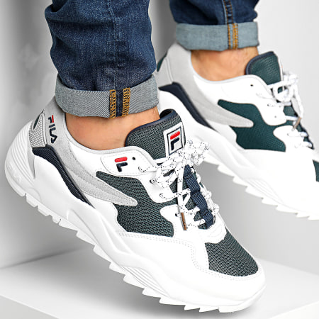 Fila - Baskets Vault CMR Jogger CB Low 1010588 White Atlantic Deep