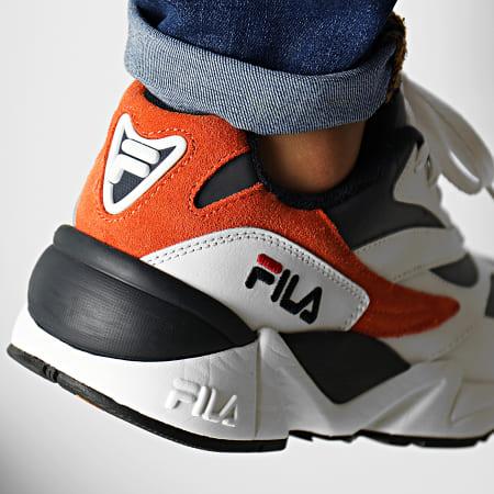 Fila - Baskets V94M Low 1010716 Fila Navy Mandarin Orange