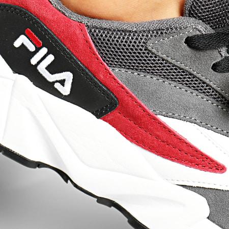 Fila - Baskets V94M Venom Low 1010719 Monument Rhubarb