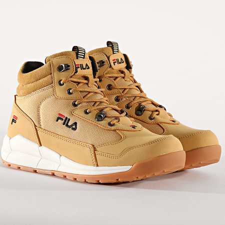 Sneakers FILA Alpha Mid 1010736.EDU Chipmunk