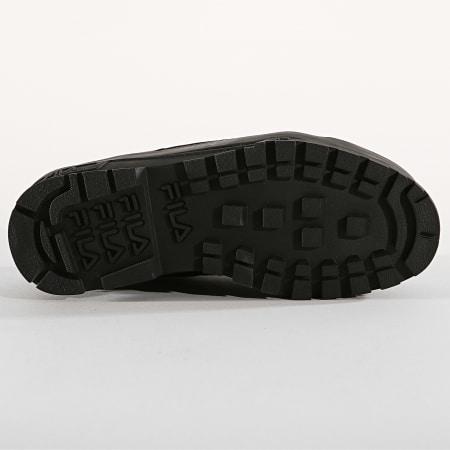 Fila - Baskets Femme Trailblazer Wedge 5HM00524 Black Black White