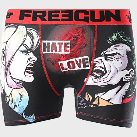 Freegun - Boxer DC Comics Love Hate Rouge
