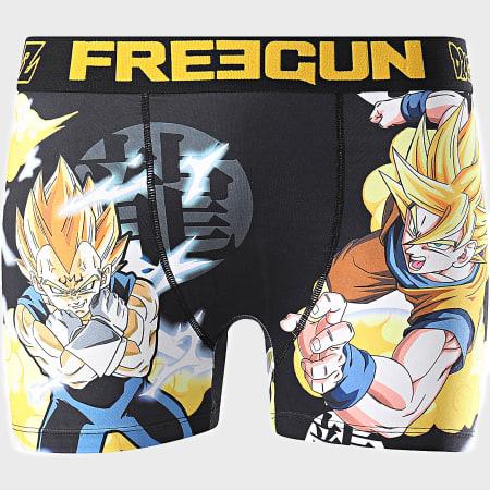 Freegun - Boxer Dragon Ball Z Saiyan Noir