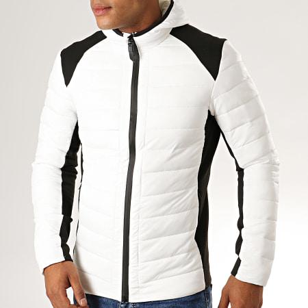 MTX - Doudoune 903 Blanc Noir