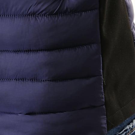 MTX - Doudoune 948 Bleu Marine Noir