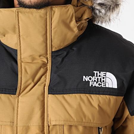 The North Face - Parka Fourrure MC Murdo 2 Vert Kaki Noir
