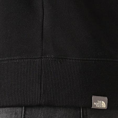 The North Face - Sweat Crewneck Street Fleece CSN5 Noir