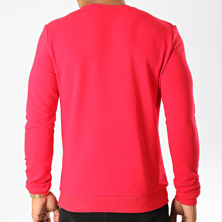Berry Denim - Sweat Crewneck JB18091 Rouge