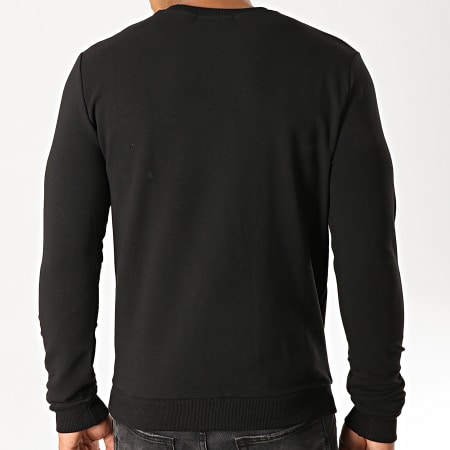 Berry Denim - Sweat Crewneck JB18088 Noir
