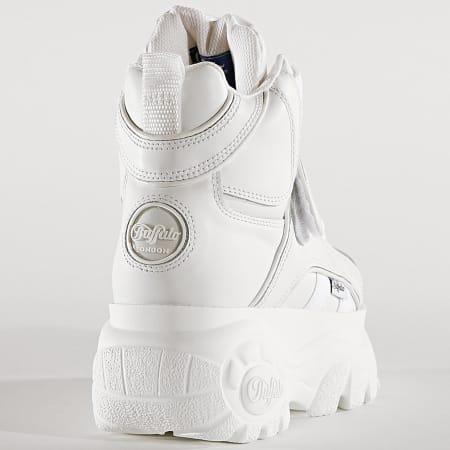 Buffalo - Baskets Femme Classics 1348-14 Blanco