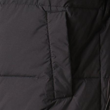 Calvin Klein Jeans - Doudoune Logo Padded 3114 Noir Blanc