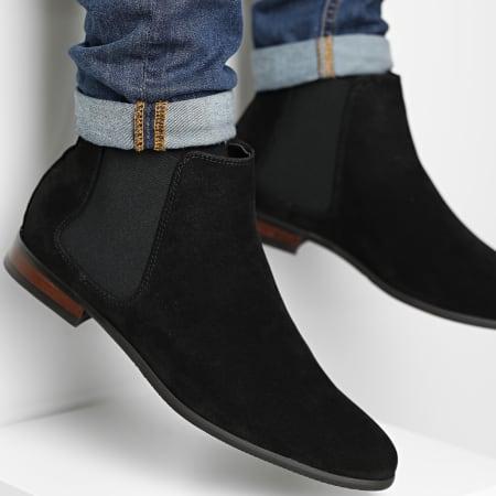 Classic Series - Chelsea Boots UB8888 Noir