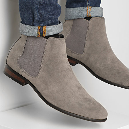 Classic Series - Chelsea Boots UB8888 Gris