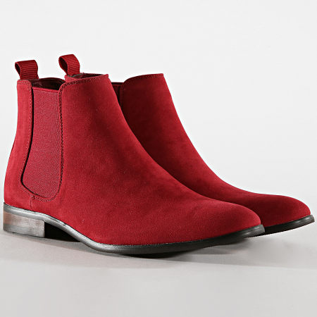 Classic Series - Chelsea Boots UB8888 Rouge