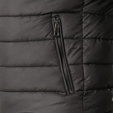 MTX - Doudoune Col Fourrure 975 Noir