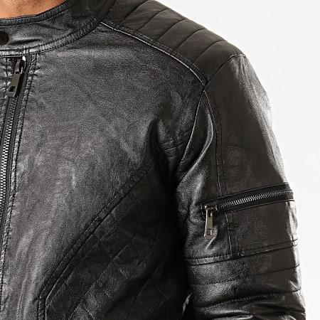 MTX - Veste Biker 934 Noir