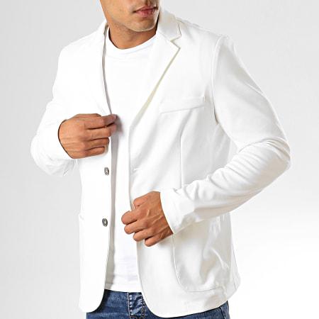 MTX - Veste Blazer ZT5063 Blanc