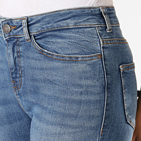 Noisy May - Jeans Skinny Femme Lucy Bleu Denim
