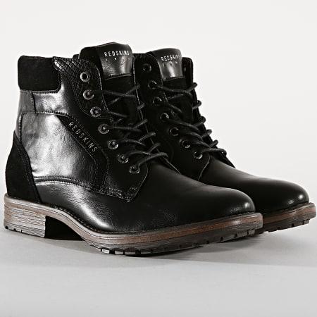 Redskins - Boots Ortie YS15102 Noir