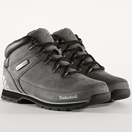Timberland - Boots Euro Sprint Mid Hiker A17K3 Medium Grey Nubuck