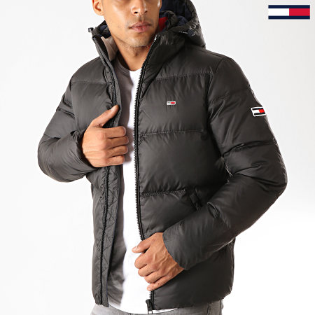 Tommy Hilfiger Jeans - Doudoune Essential Down 6902 Noir
