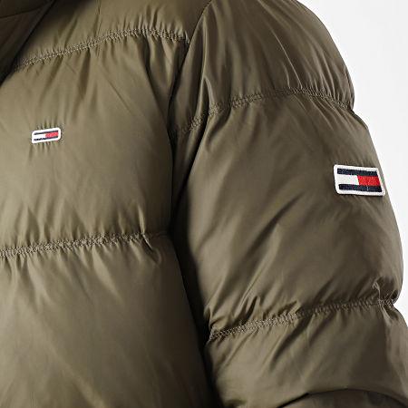 Tommy Hilfiger Jeans - Doudoune Essential Down 6902 Vert Kaki