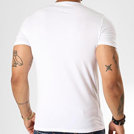 Berry Denim - Tee Shirt BJ-006 Blanc