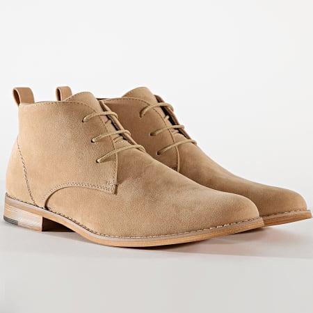 Classic Series - Chelsea Boots UB2478 Beige