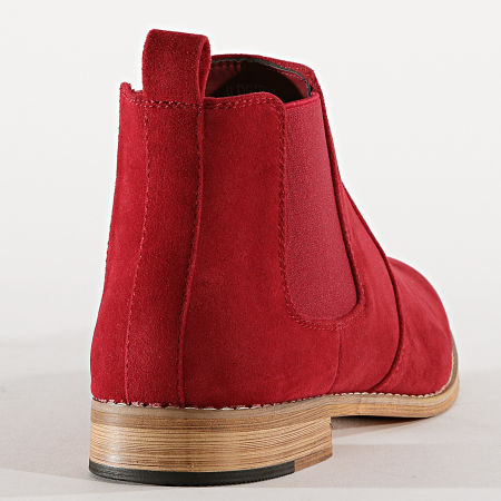 Classic Series - Chelsea Boots UB2478 Rouge