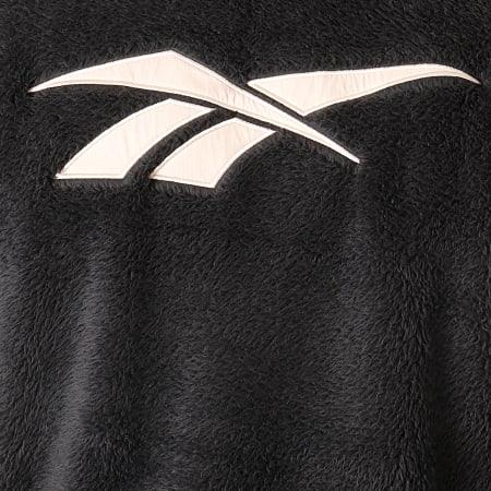 Reebok - Veste Zippée Fourrure Classic Trail FM3743 Noir