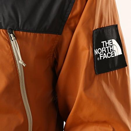 The North Face - Coupe-Vent Seasonal Mountain 1990 2S4Z Noir Camel