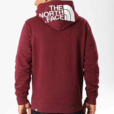 The North Face - Sweat Capuche Seas Drew Peak 2TUV Bordeaux