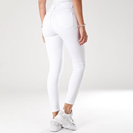 Girls Only - Jean Skinny Femme 073 Blanc