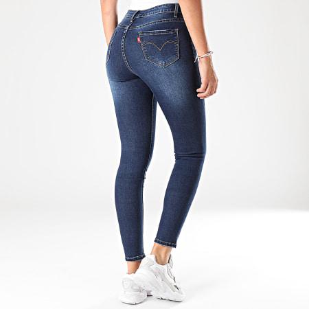 Girls Only - Jean Skinny Femme 103 Bleu Brut