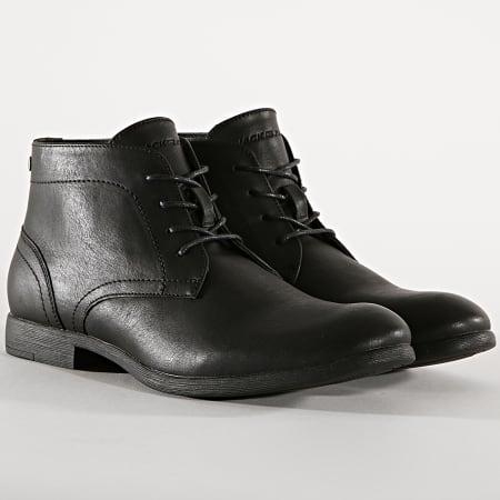 Jack And Jones - Desert Boots Desmond Lace 12140884 Anthracite