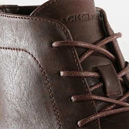 Jack And Jones - Desert Boots Desmond Lace 1214088 Java