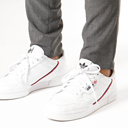 MTX - Pantalon DJ428 Gris Anthracite Chiné