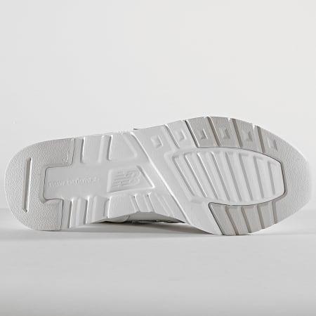 New Balance - Baskets Femme Classics 997 738701-50 White