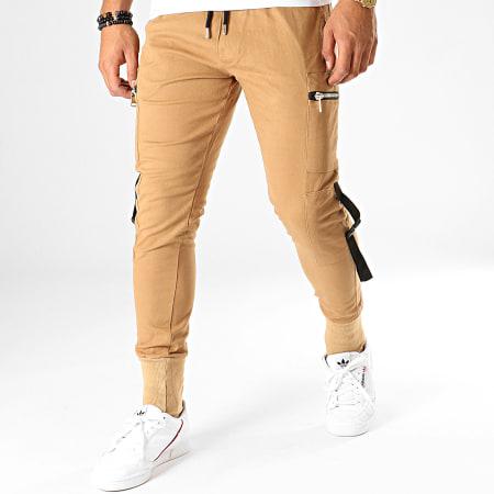 Uniplay - Jogger Pant PNS-2 Camel