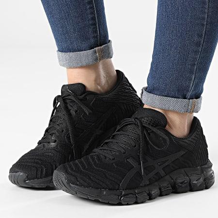 Asics - Baskets Femme Gel Quantum 360 5 1024A044 Black Black ...