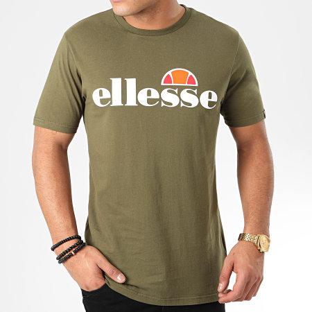 Ellesse - Tee Shirt Prado SHC07405 Vert Kaki