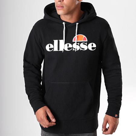 Ellesse - Sweat Capuche Gottero SHC07407 Noir