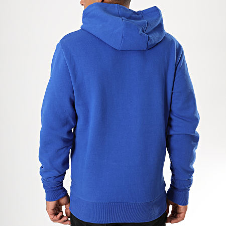 Ellesse - Sweat Capuche Gottero SHC07407 Bleu Roi