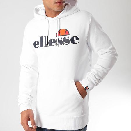 Ellesse - Sweat Capuche Gottero SHC07407 Blanc