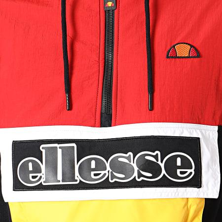 Ellesse - Veste Col Zippé Legno SHC07433 Noir