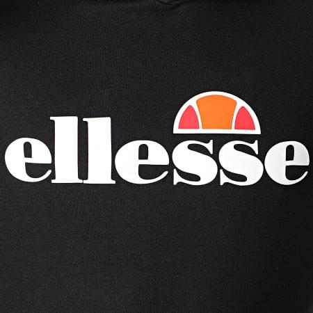 Ellesse - Sweat Capuche Brisbane SHC07440 Noir