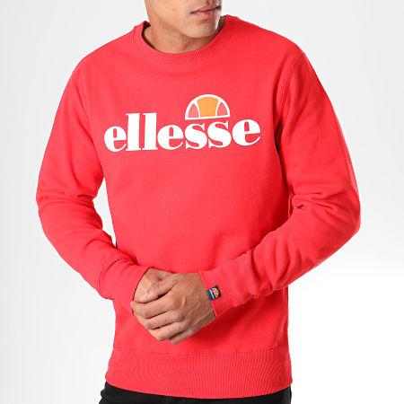 Ellesse - Sweat Crewneck Succiso SHC07930 Rouge