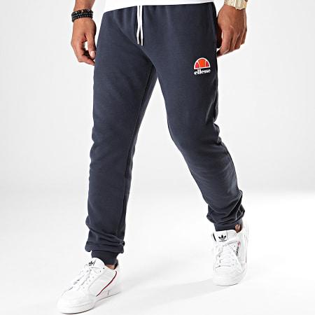 Ellesse - Pantalon Jogging Ovest SHS01763 Bleu Marine
