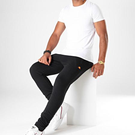 Ellesse - Pantalon Jogging Simono 2 SXC08168 Noir Réfléchissant