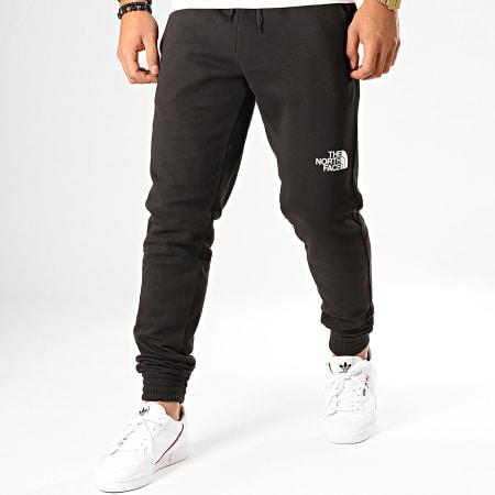 The North Face - Pantalon Jogging Standard 3XYF Noir